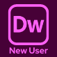 Adobe Dreamweaver: New User