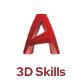 AutoCAD: 3D Skills