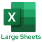 Excel: Large Spreadsheets