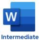 Word: Intermediate (Level 2)
